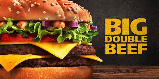 Big Double Beef