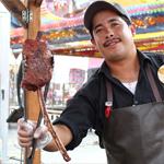Big Rib: een kilo vlees op een stok