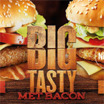 Big Tasty met bacon