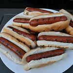 Wat zijn de ingrediënten van een hotdog?