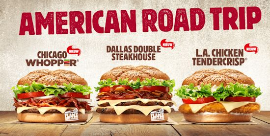 Burger King: American Road Trip
