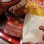Burger King eten
