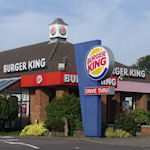 Burger King vestiging