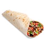 Taco Mundo verkoopt nu ook pittige burrito van halve kilo