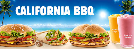 California BBQ weken