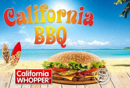 California Whopper