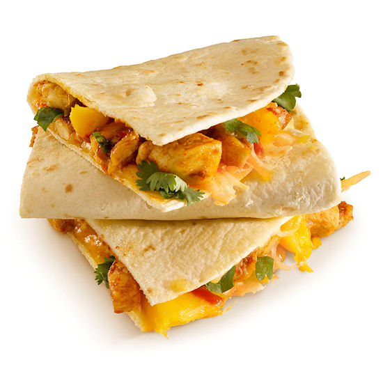 Chicken Mango Quesadilla