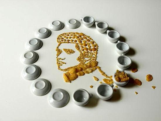 Cornflakes Elvis Presley