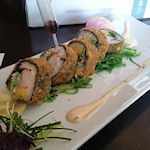 Productreview: The Crushi, Crunchy Sushi