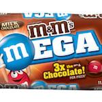 De Mega M&M's komen eraan