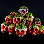 Doodskop watermeloen