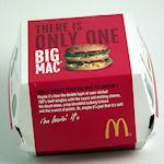 Doos Big Mac