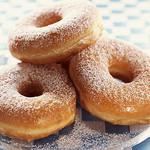 Er zijn 16 verschillende donut soorten