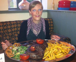 Emma Dalton professioneel eter
