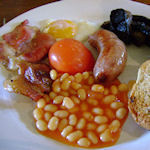 Beste middel tegen kater: Engels ontbijt