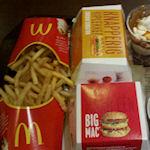 Fastfood bij McDonalds