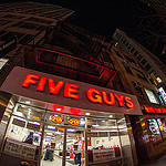 Five Guys (Flickr.com / m01229)