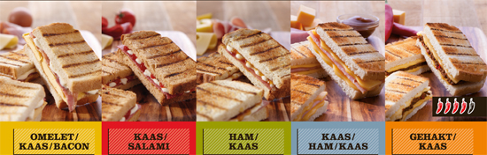 Flemmings Food tosti
