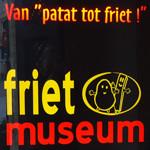 Het Frietmuseum: van aardappel tot friet