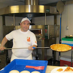 Geen strafwerk op de pizzaschool