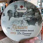 Gouden Van Dobben Award voor meer kwaliteit, vernieuwing en inkomsten