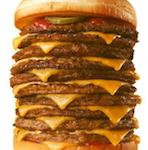Hamburger o-mori