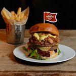 Heetste hamburger eetwedstrijd