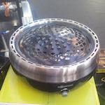 Altijd barbecueën met de Homping-Grill