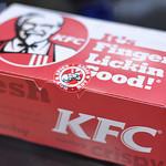 KFC doos