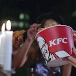 Win een kerstdiner bij KFC