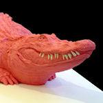 Kauwgom krokodil