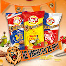 Met Lay's chips komen we poulefase door