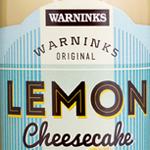Likeur met lemon cheesecake smaak