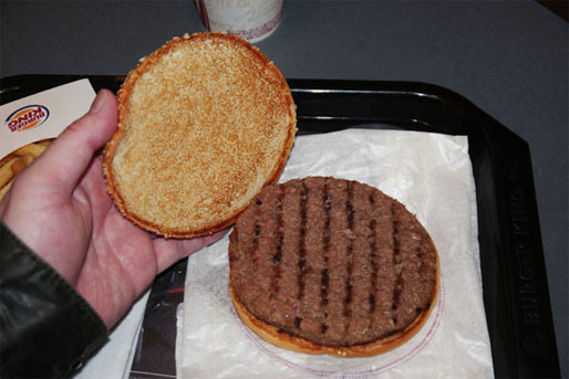 Manga burger: Shiwowappa