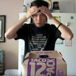Matt Stonie eet 12 taco's in recordtijd