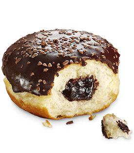 McDonald's Chocolatey Donut