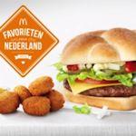 McDonald's Favorieten van Nederland
