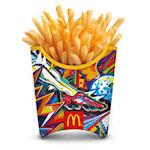 McDonald's WK frietbak