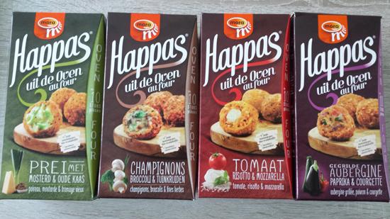 Mora Happas Verpakking