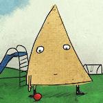 Het leven van nacho chips is niet makkelijk