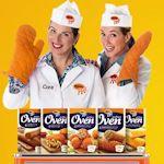 Oranje oven, oranje oven