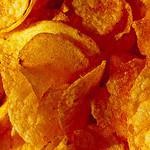 Maak taaie chips weer krokant