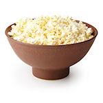 Pitloze popcornschaal