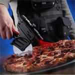 Pizzasnijder met laser