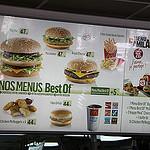 Prijzen McDonald's