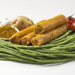 Gehele Surinaamse keuken in één snack