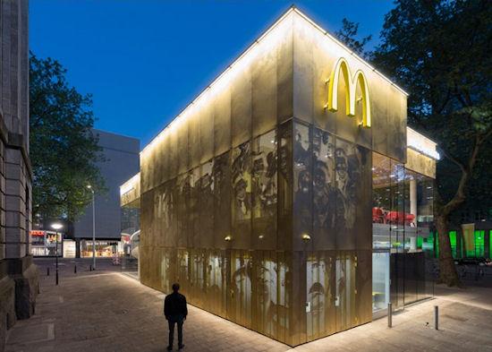 Rotterdam McDonalds