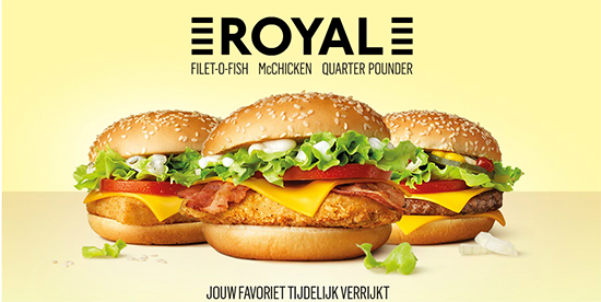 Royal McDonald's