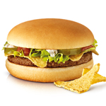 Salsa Burger McDonald's