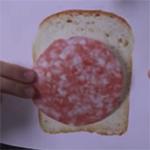 Smeerbare salami